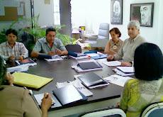 UNEPAS III Edición Reunión con Directores de Liceos y Autoridades