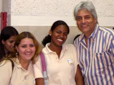 """LLegaron a la UNE  los liceístas participantes de la """"Cuarta Edición"""" del UNEPAS"""