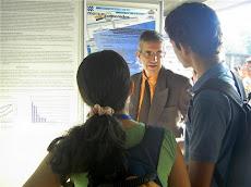La UNE en el marco del II Congreso de Enseñanza de la Ingeniería ponencia del Prof. Juan Hernández