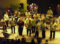 """MARACAIBO 15 """"Amparito y UPA UPA"""" entre otras gaitas famosas en el Anfiteatro de El Hatillo"""