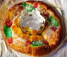 Rosca de Día de Reyes, sabrosa tradición