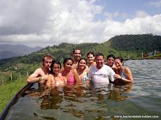 """Muy Pronto Prof. Ali Meza """"English Inmersion en la Hacienda La Trinidad"""", tranquilidad en Guiripa"""