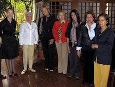 Autoridades de FUNDAHAINFA y la Universidad Nueva Esparta, juntos por la meta de lograr un ...