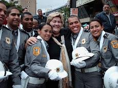 Se estrena la Nueva Policía Turística de El Hatillo para estos Carnavales 2009