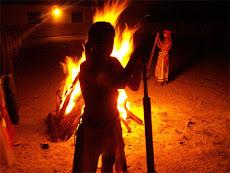 Las cenizas se elaboran a partir de la quema de los ramos del Domingo de Ramos del año anterior