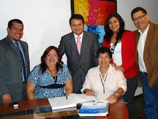 Instalada la Comisión Central de Currículo en la Universidad Nueva Esparta