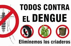 Operativo UNE Fumigación contra el Dengue