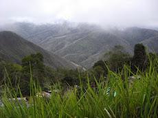 Desde Fila de Mariches don Andrés Bello se deleitaba mirando el paisaje hatillano.