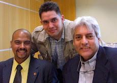 Alfredo Montaño, Luis Enrique Martínez y Juan Miguel Avalos, rumbo a TURGUA