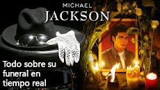 """""""En emotivo recuerdo de Michael Jackson, Rey del Pop. 1958-2009"""""""