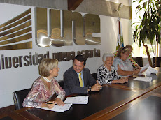 Firmado el CONVENIO RUTA UNIVERSITARIA Una realidad a partir del 15 de octubre