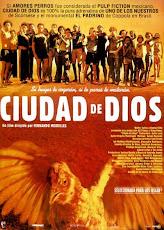 """Cátedra Cosmovisión estaremos analizando lo terrible de las pandillas con el Film """"Ciudad de Dios"""""""