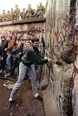 Alemania celebra la caída del Muro de Berlín, se cumplen 20 de años de quitar, símbolo de opresión