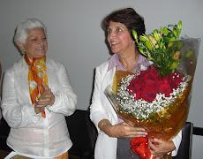 Homenaje a la profesora Maria Garcia de Fleury