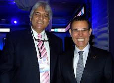 Juan Miguel Avalos y Luis Vicente Leon de Datanalisis en PREVENTA 2011 Cadena Capriles