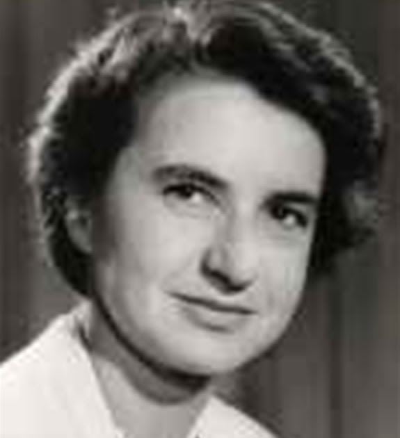 franklin rosalind 1920 1958 essay Rosalind franklin was born in london in 1920 both wilkins and franklin published papers on their x-ray data in the same rosalind franklin (1920-1958.