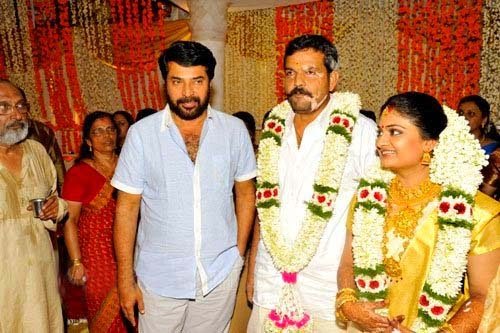 Parvathy Jayaram And Kalidasan In Geethu Mohandas Wedding