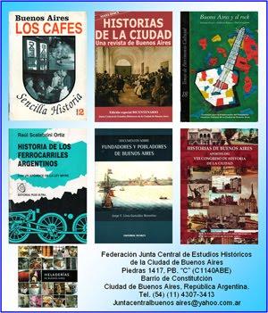 Feria del Libro de Historia de Buenos Aires y Conurbano.