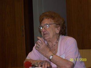 Josefina Zalazar, historiadora. Ciudad de Buenos Aires.