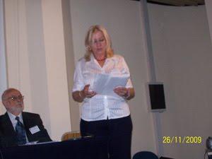 Prof. Nélida Rosa Pareja - Historiadora