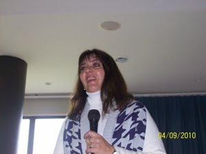 Silvia Villamagna - Historiadora del Pilar