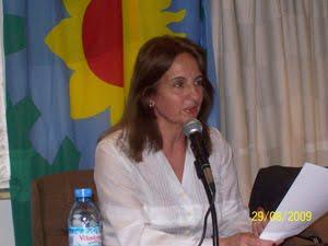 Margarita Laraignee - Historiadora, Museóloga - de Vicente López.