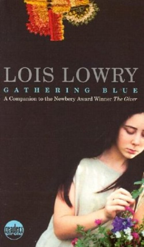 the dystopian societies in lois lowrys gathering blue and the giver Lois lowry's gathering blue continues the quartet beginning with the quintessential dystopian novel, the giver, followed by messenger and sonkira, an orphan with a twisted leg, lives in a world where the weak are cast aside.