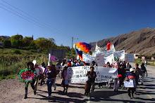 No a la minería contaminante