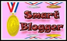 Smart Blogger Award :)