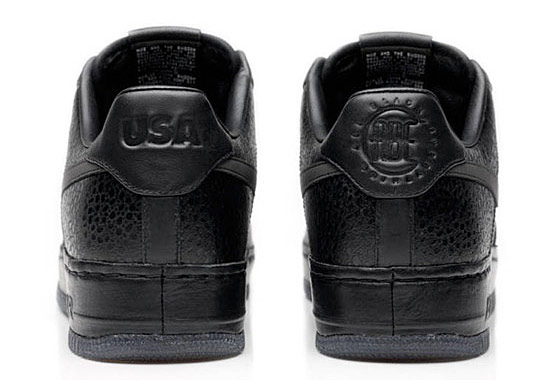 Nike Air Force 25/Air Force XXV Sole Redemption