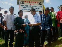 Bersama Timbalan Menteri Pelajaran