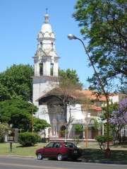 Iglesia Nuestra Señora del Huerto - Santa Fe