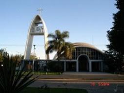 Templo parroquial de Franck