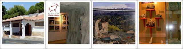 centro de interpretación de la Cueva de Nerja