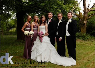 and friends around them for their special day. photos: claire durkin