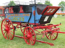 Historic Circus Wagon