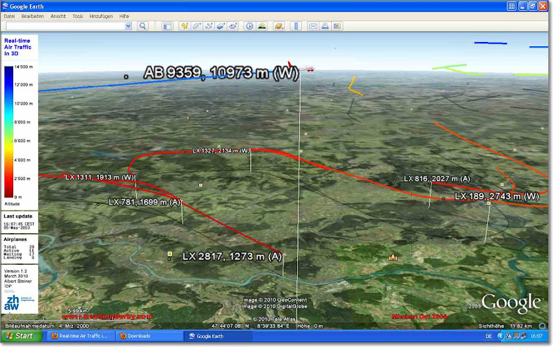 Google-Earth-3D-Real-Time-Flight-Traffic-Schweiz