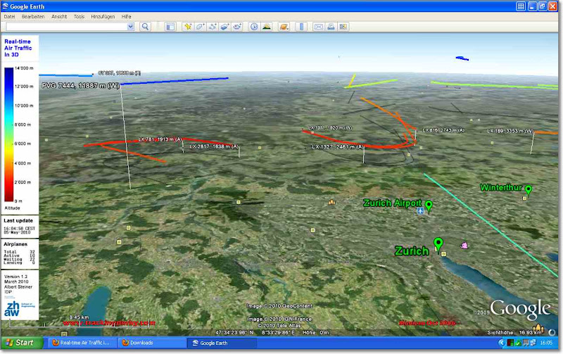 Google-Earth-3D-Real-Time-Flight-Traffic-CH