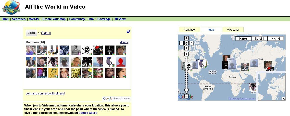 GFC-Membermap