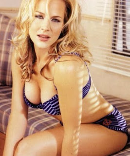 sexy Julie Benz in lingerie
