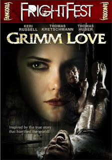 DVD cover for Grimm Love with Kerri Russell