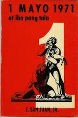 1 MAYO 1971 AT IBA PANG TULA