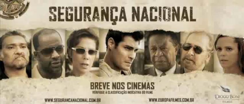 Segurança Nacional - A Ameaça - Filme
