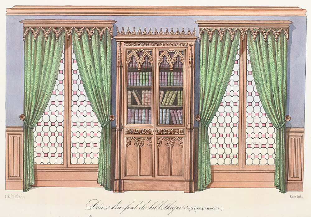 Southern folk artist antiques dealer collector the for 18th century window treatments