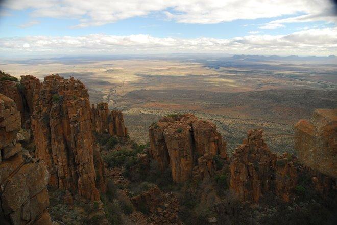 Valle de la Desolación - Reserva del Karoo