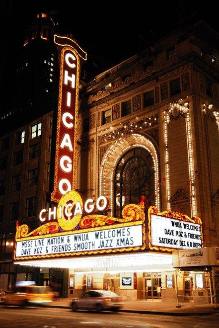 """El treatro """"Chicago"""""""