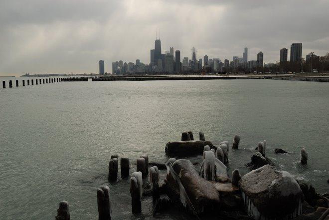 Chicago desde la North Ave Beach