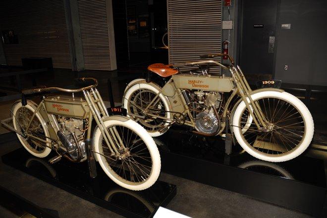 Dos de 1909 y 1911