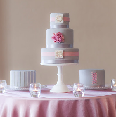 Long Beach wedding cake Erica Obrien Cake Design