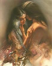 En la ternura de tus manos se encuentra el amor.